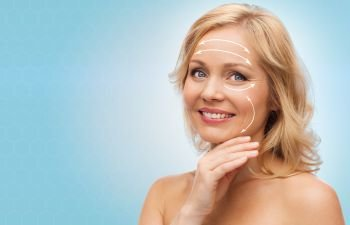 Cosmetic Treatments Woman